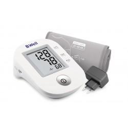 B.Well Pro-33 Vérnyomásmérő adapterrel