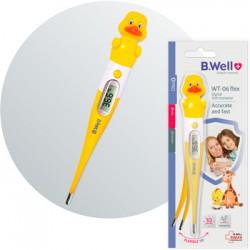 B.Well WT-06 kacsás digitális hőmérő